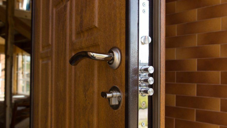 Conseils pour renforcer la sécurité d'une porte d'entrée