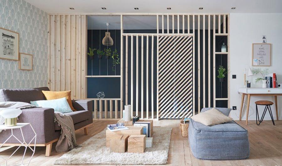 Les matériaux les plus design pour un claustra d'intérieur